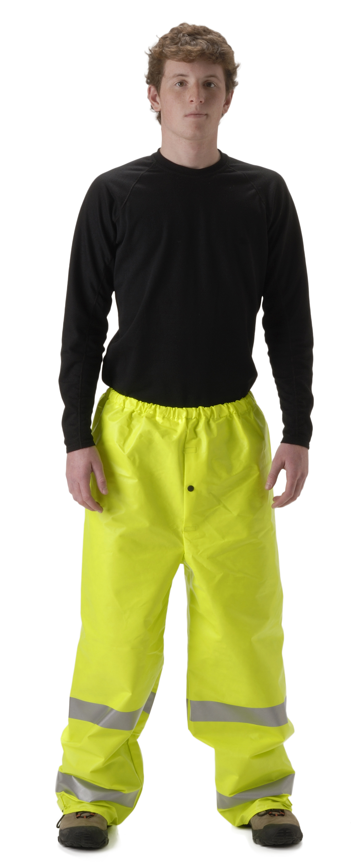NASCO ARCLite HiVis 1500 Series Raingear Pants Long