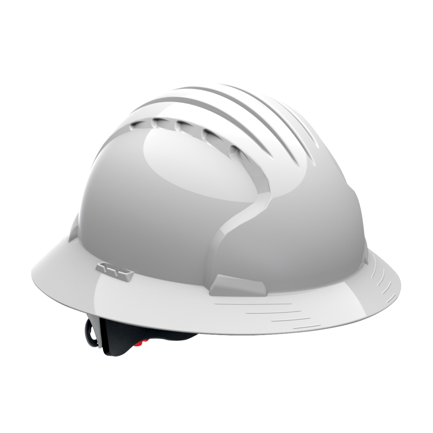 JSP Evolution Deluxe Full Brim Hard Hat