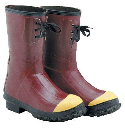 "Electrical Hazard 12"" Insulated Pac w/ Trac-Lite Outsole and Steel Toe - 10"