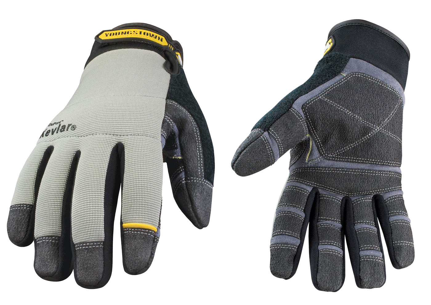 Youngstown General Utility Lines Gloves with Kevlar Medium