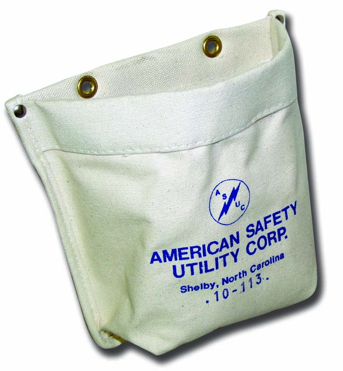 American Safety Canvas Nut and Bolt Bag 9