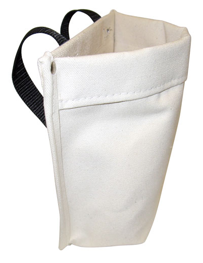 Belt Loop Nut and Bolt Bag Canvas Bag