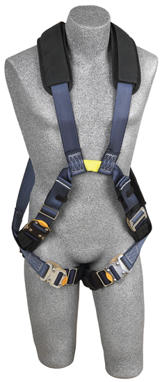 ExoFit™ XP Arc Flash Cross-Over Harness - Dorsal/Front Web Loops