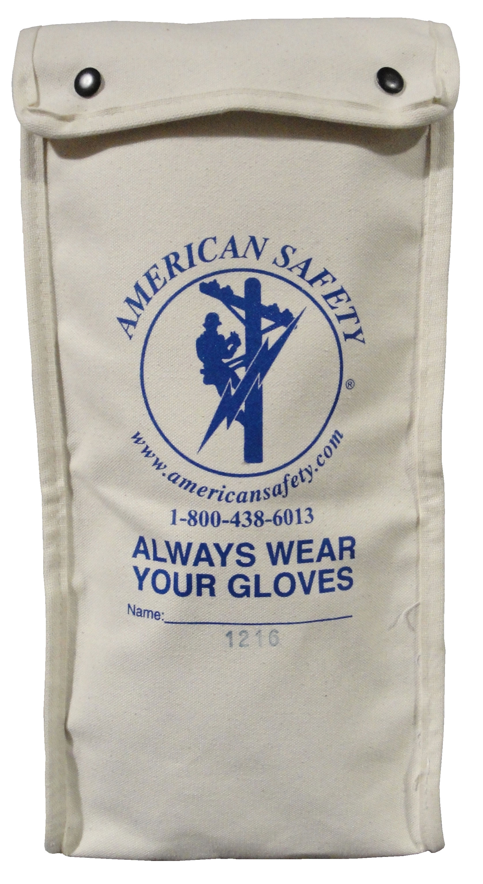 American Safety Standard Glove Bags For 16