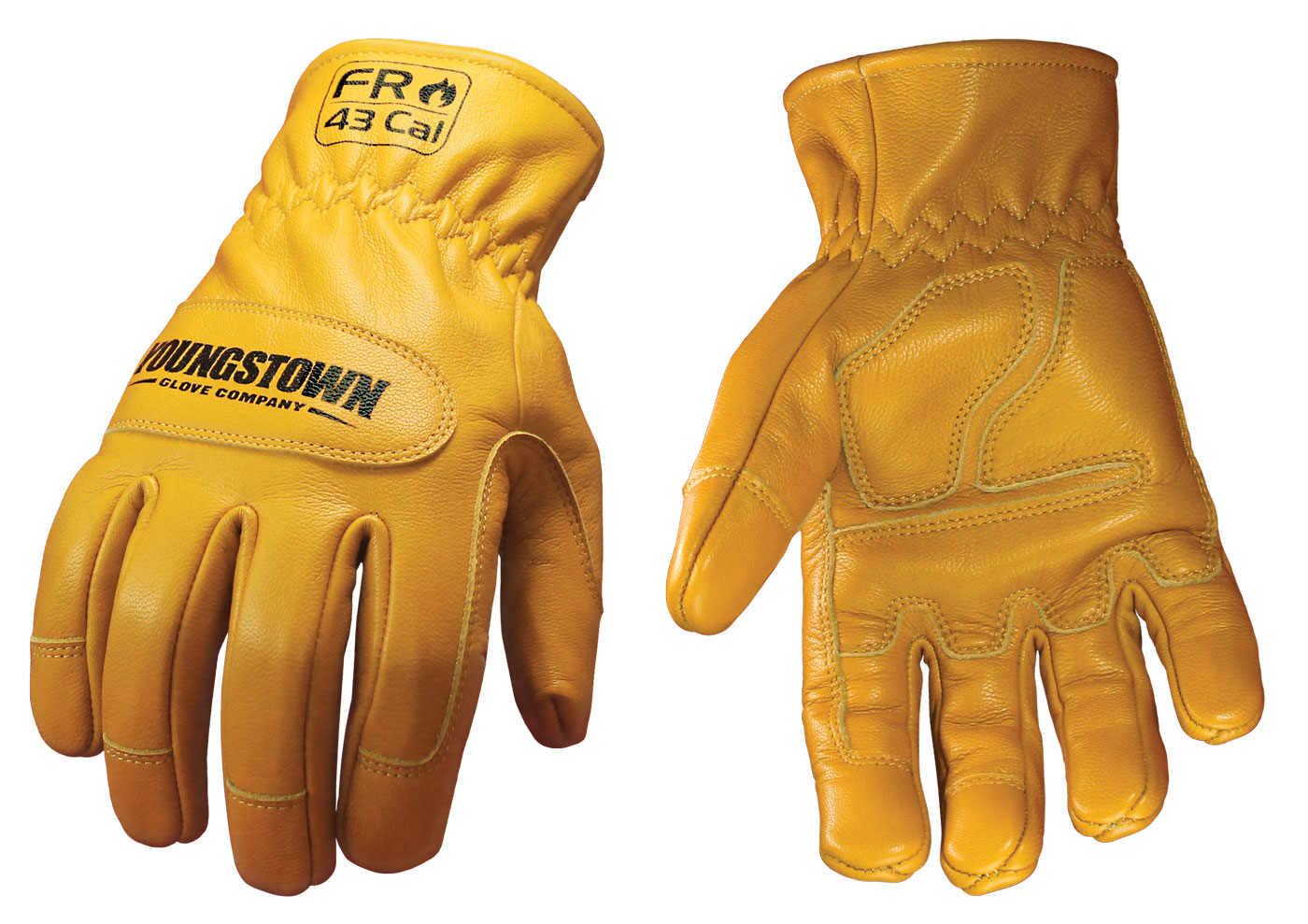 The FR Ground Glove Lined with Kevlar® 43 cal X-Large