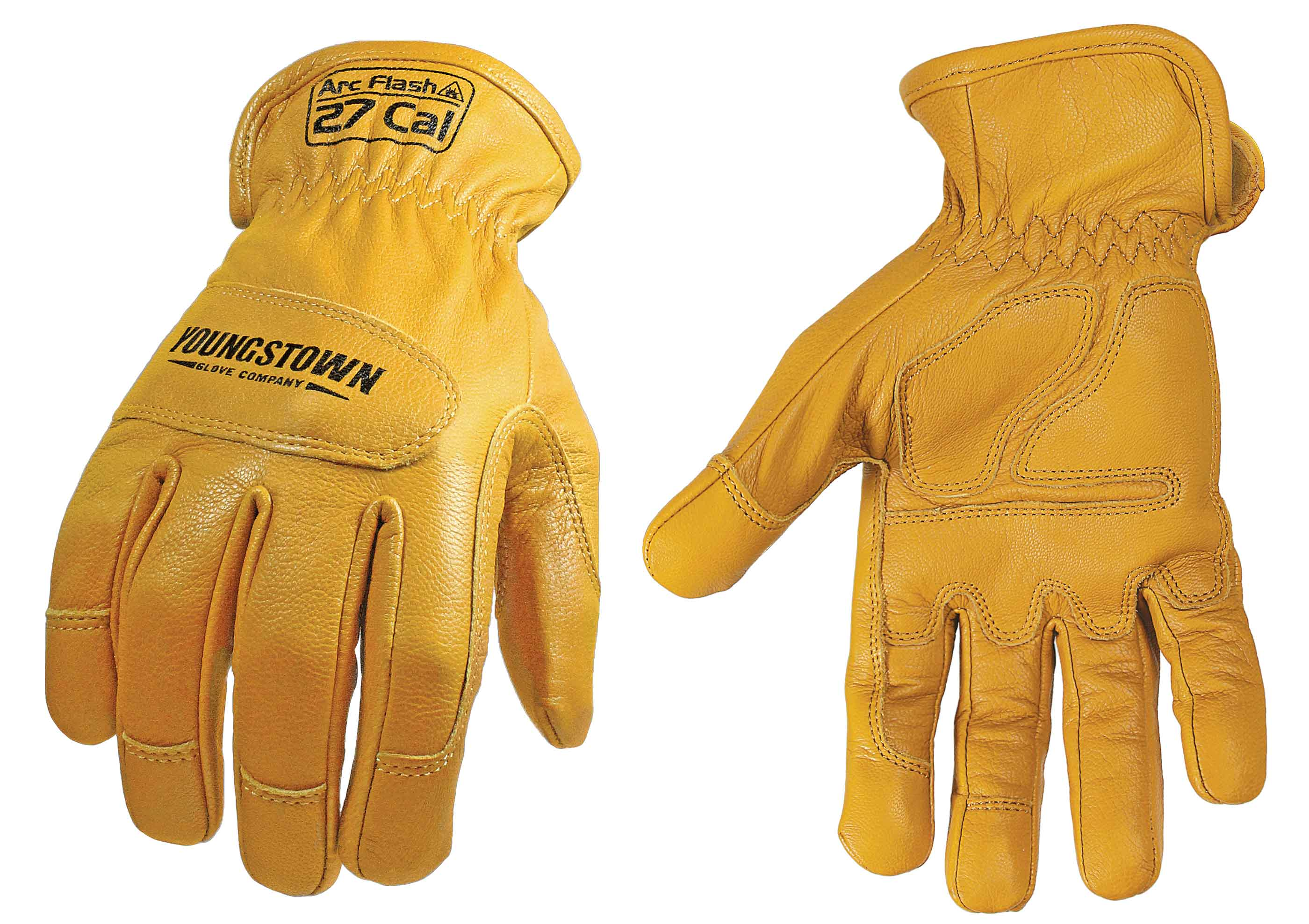 Youngstown FR Ground Glove Lined with Kevlar® Medium