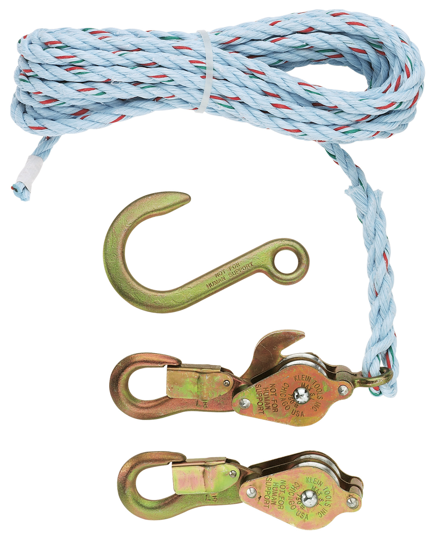 Klein Block & Tackle - 25'