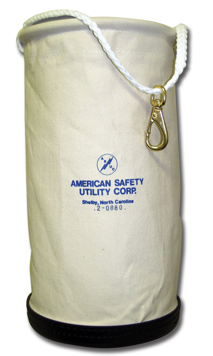 American Safety Bucket With Swivel Snap