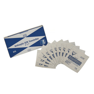 First Aid - Antiseptic Wipes Refills (213-038)
