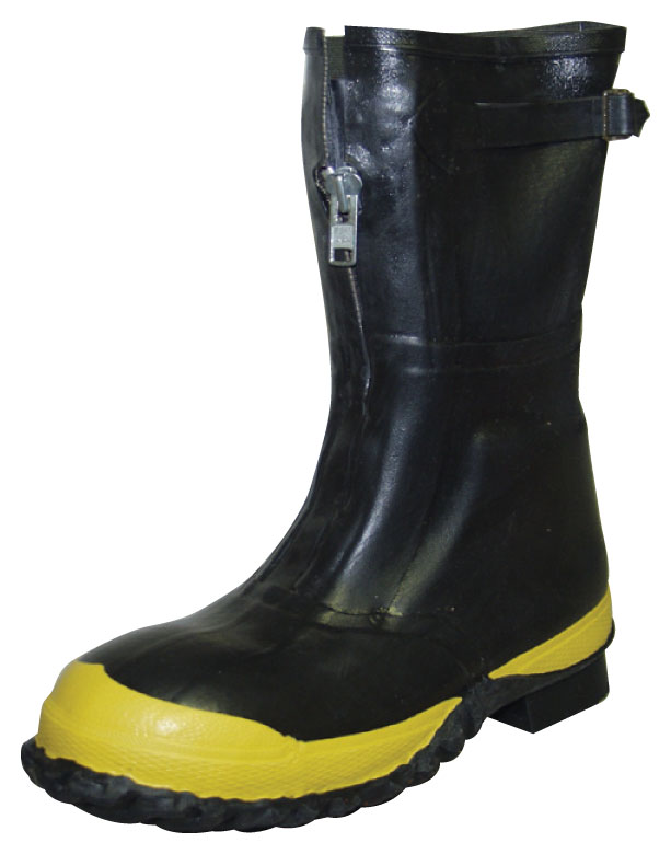 "Lineman's All-Weather Zip Insulated Pac Boot - 12"" insulated - Size 7"