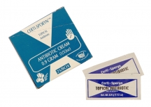 First Aid - CERT - SPORYN - ANTIBIOTIC CREAM 1g 25/BOX