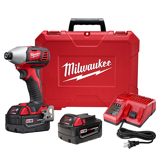 Milwaukee M18™ 2-Speed 1/4