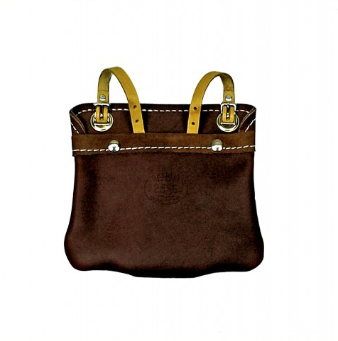 Bashlin Leather Bag with Straps
