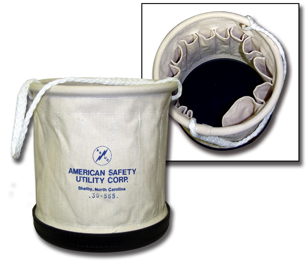 American Safety Bucket Without Swivel Hook