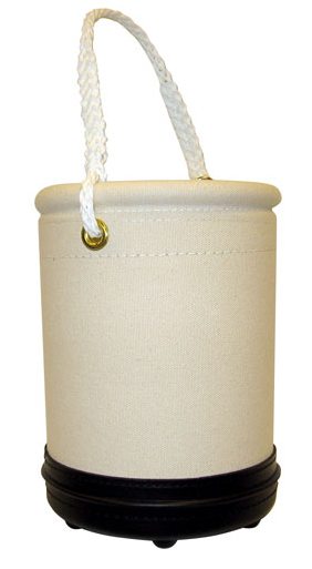 Blackwrap Tool Bucket w/Rope 8