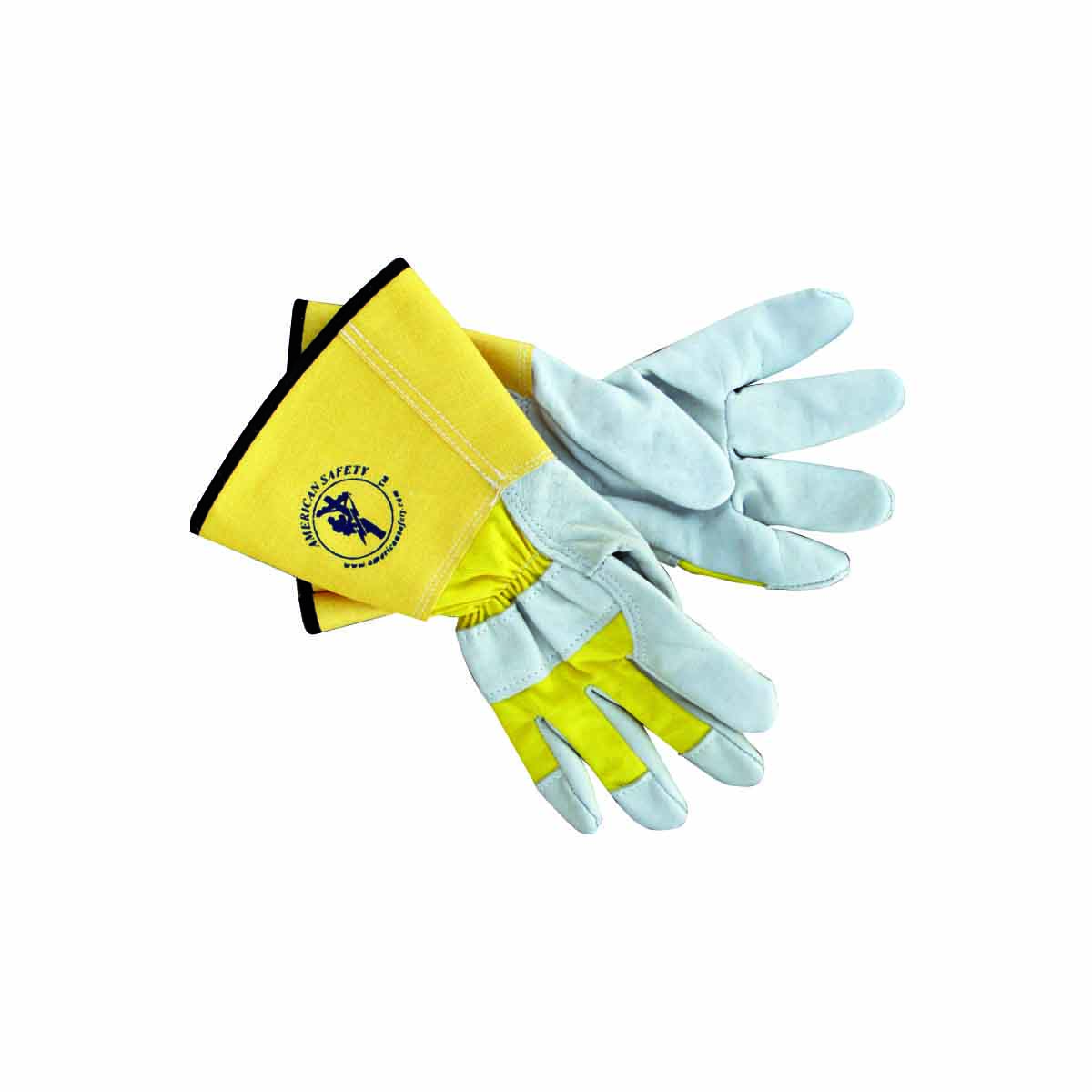 American Safety Work Gloves 4
