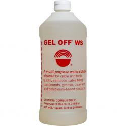 GELL OFF CLEANER WS QUARTS, 12 PER CASE