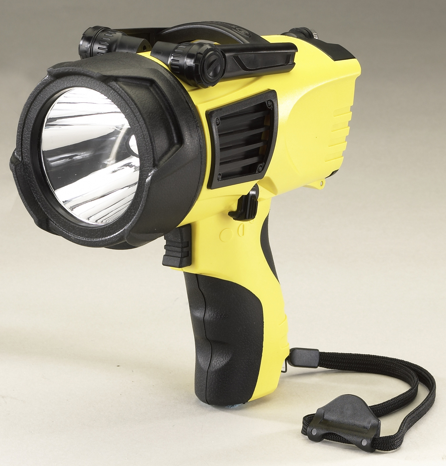 Streamlight Rechargeable Waypoint with 120V AC Charge Cord Yellow