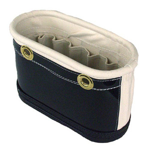 14 Inside Pocket Grommet Hole Blackwrap Bucket (45-120)
