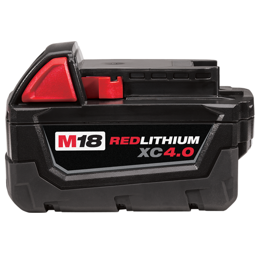 Milwaukee M18™ REDLITHIUM™ XC 4.0 Extended Capacity Battery Pack
