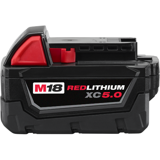 Milwaukee M18™ REDLITHIUM™ XC5.0 Extended Capacity Battery Pack