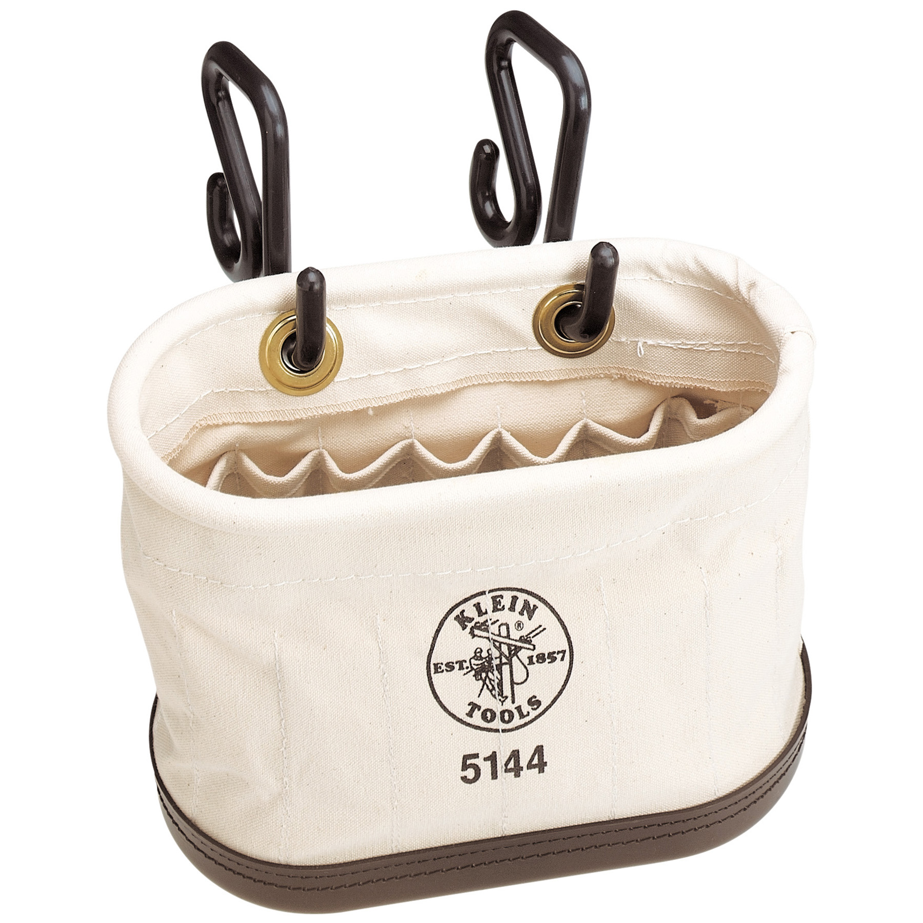 Klein Aerial-Basket Oval Bucket with 15 Interior Pockets