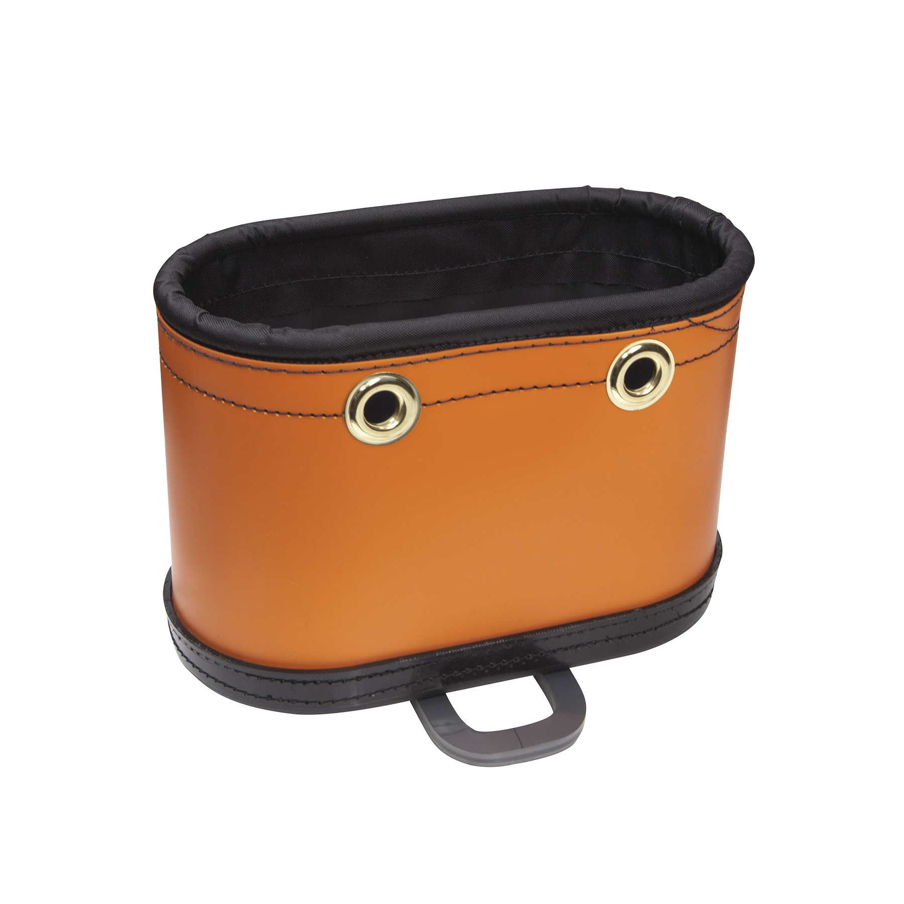KLEIN HARD BODY OVAL BUCKET WITH KICKSTAND