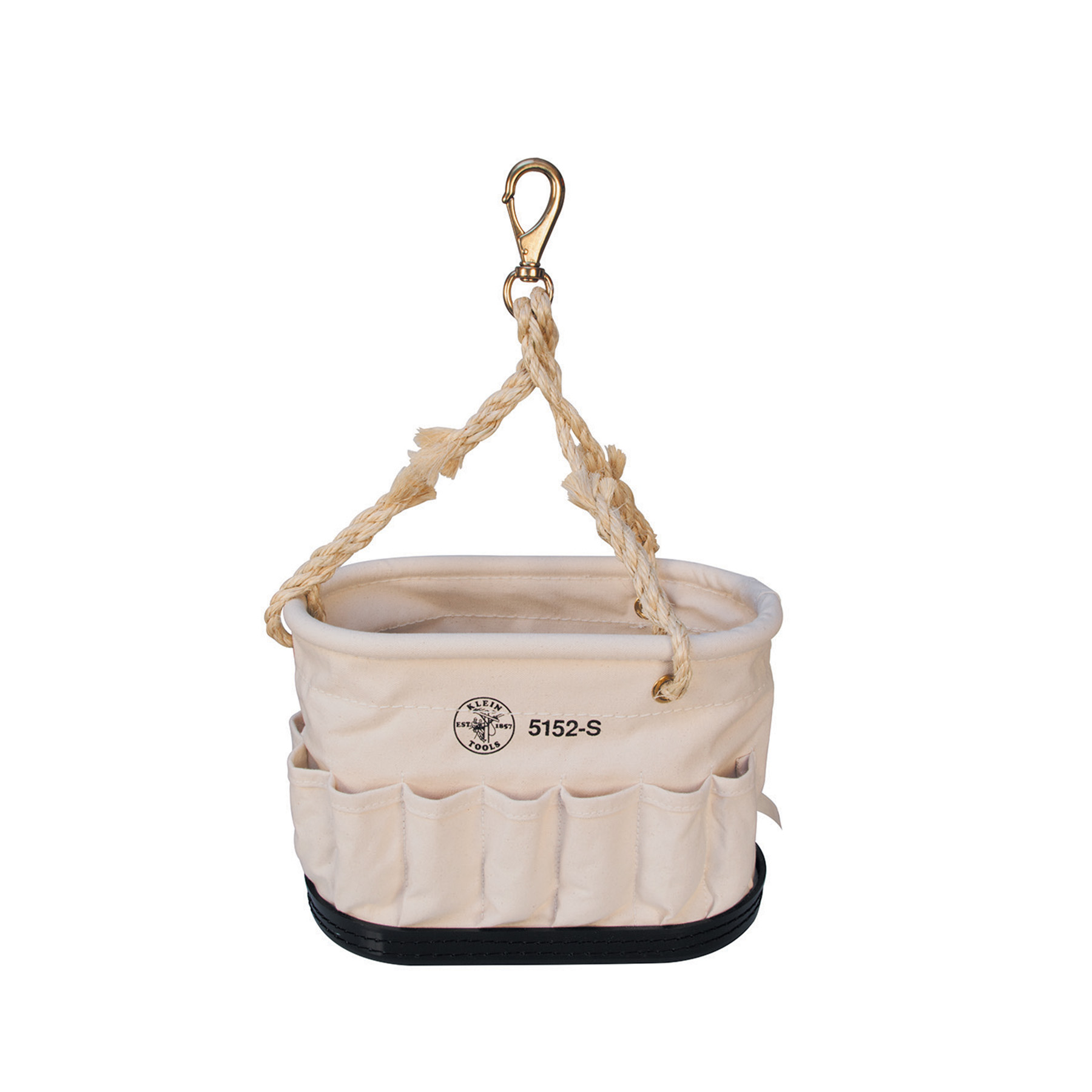 Klein Oval Bucket with 41 Pockets