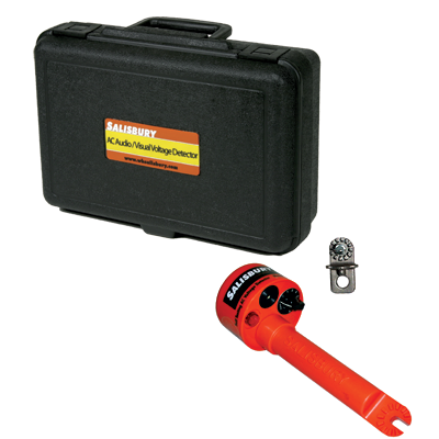 Salisbury Voltage Detector Kit - Contains 1-4244 Tester 240V to 230kV