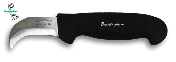Buckingham Skinning Knives Without Accessory Ring, Ergonomic