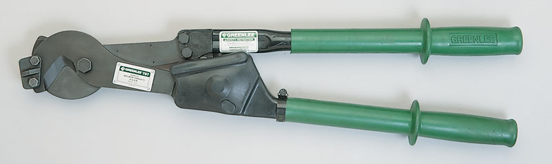 Greenlee Ratcheting ACSR Cable Cutter