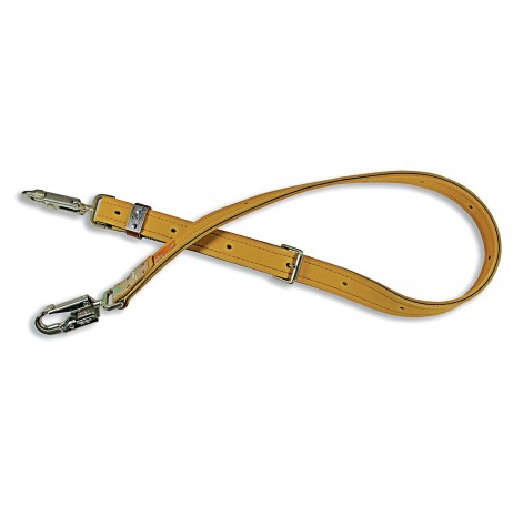 Bashlin 78 Series Leather Pole Strap - 7'