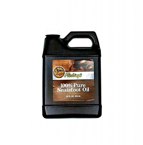 Bashlin Leather Maintenance - Neatsfoot Oil - 16 oz.