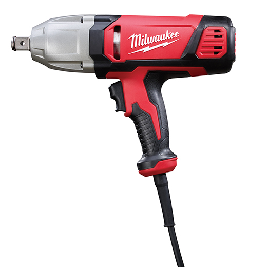 Milwaukee 3/4 in. Impact Wrench with Rocker Switch and Friction Ring Socket Retention