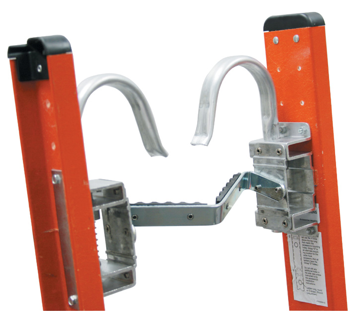 Werner Cable Hook and V-Rung Assembly