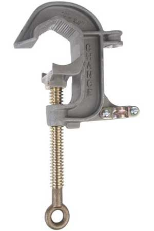 CHANCE GROUND CLAMP