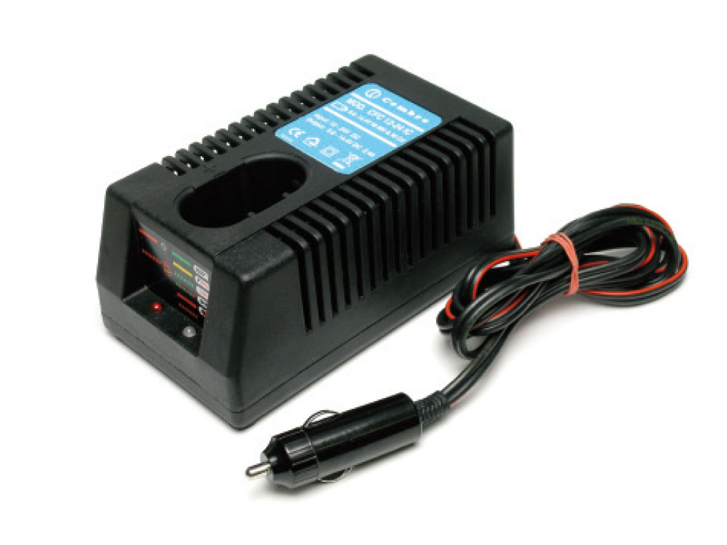 Cembre 12V car battery charger