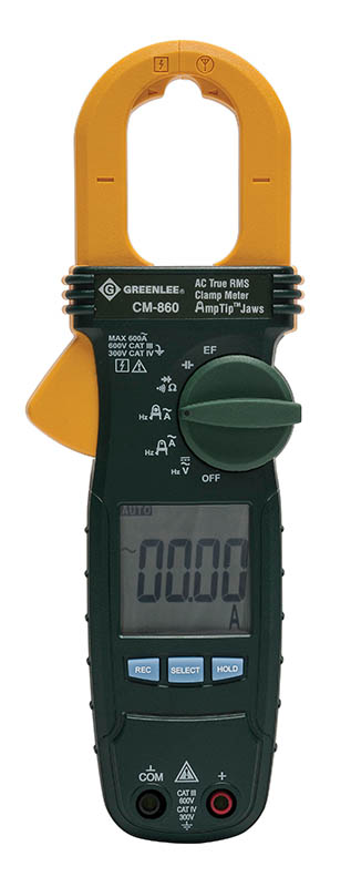 GREENLEE CLAMPMETER, AC