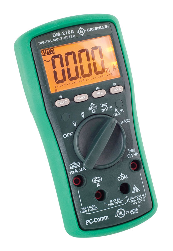 Greenlee 210A Multimeter