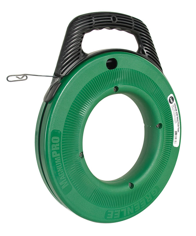 GREENLEE FISH TAPE STEEL 1/8