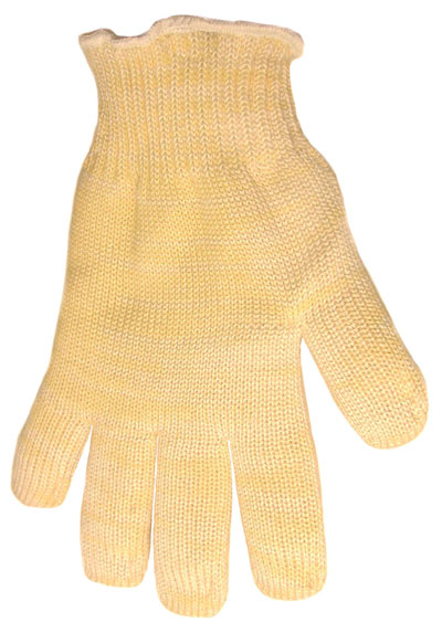 The Heat Eliminator™ Gloves - Exterior layer made of Dupont Nomex® and Kevlar® Interior layer of 100% Cotton