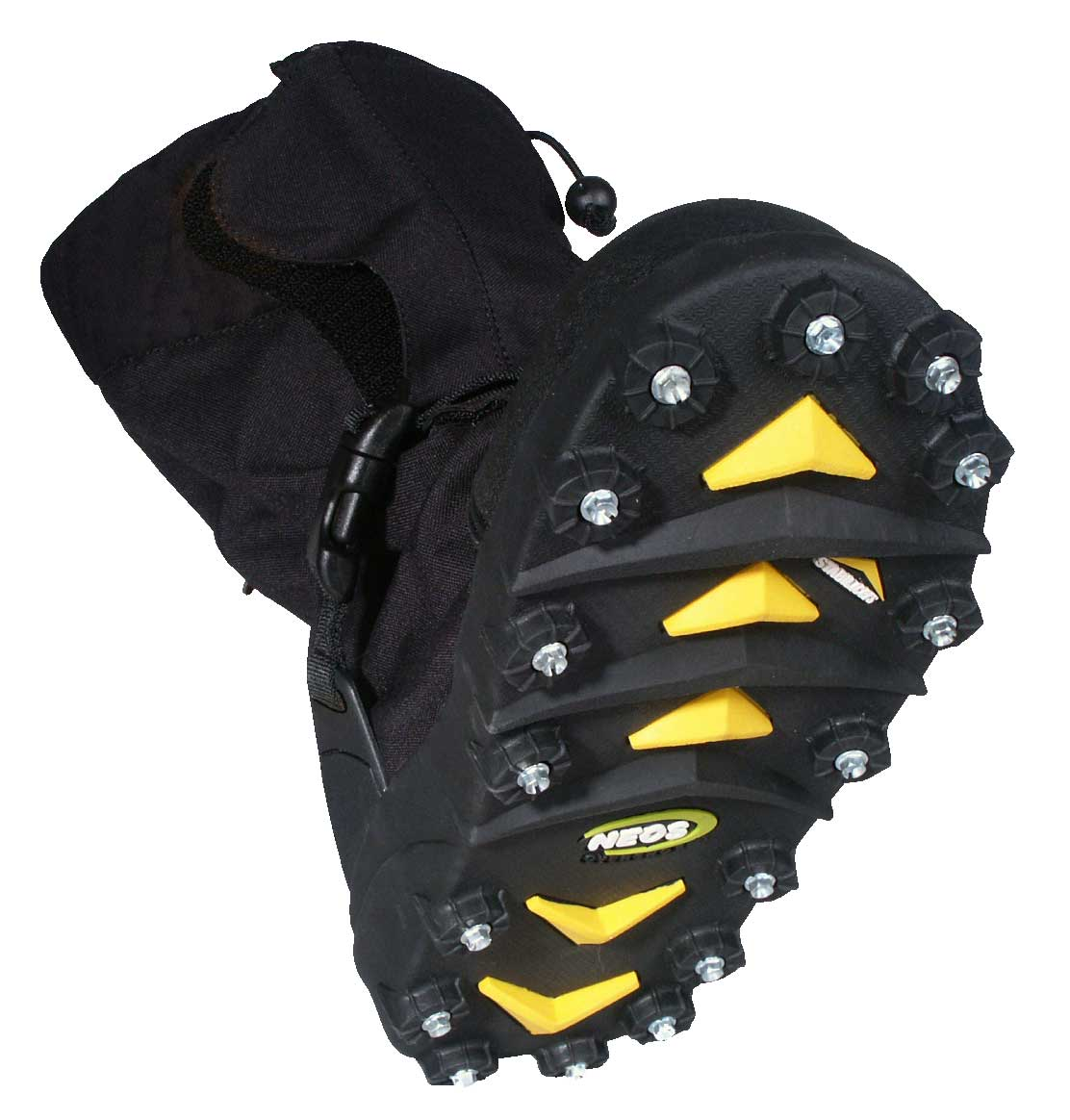 STABILicers Overshoe w/ Cleats, Medium.Men's Sizes 7.5 - 9
