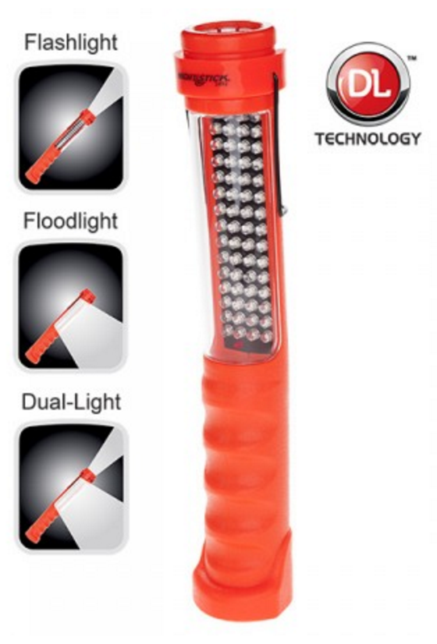 Multi-Purpose Dual-Light™ Work Light Rechargeable