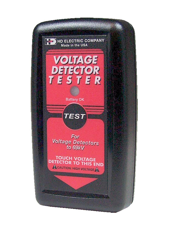 Proof Tester for Tag Voltage Detectors up to 69kV