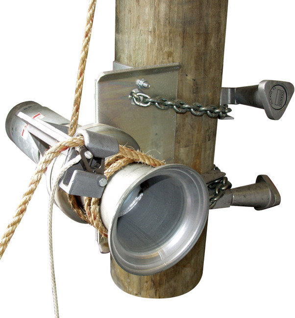 Chance Capstan Hoists -  1,000 Lb. Load Rated