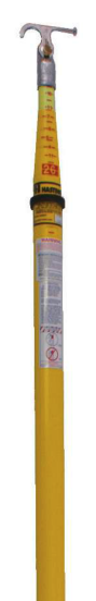 HASTINGS 30' HEAVY DUTY TEL-O-POLE MEASURING STICK