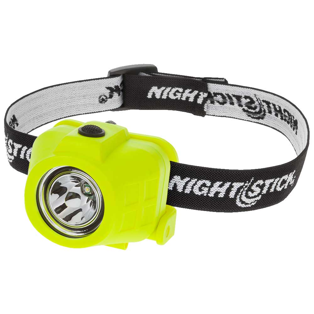 Bayco Intrinsically Safe Dual-Function LED Headlamp