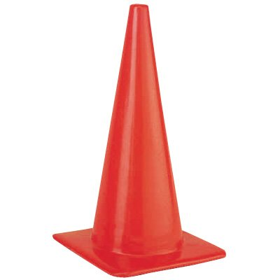 "The Revolution Series Cones TC36: 36"" Tall Wide Body Traffic Cone"